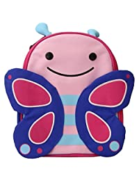 Skip Hop Zoo Lunchie Little Kids & Toddler Insulated Lunch Bag, Blossom Butterfly