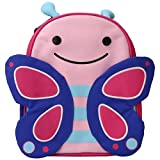 Amazon Price History for:Skip Hop Zoo Insulated Lunch Bag, Blossom Butterfly