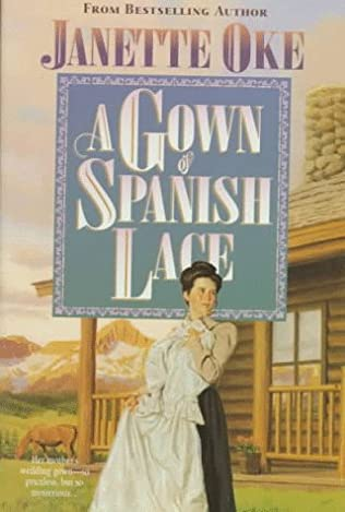 book cover of A Gown of Spanish Lace