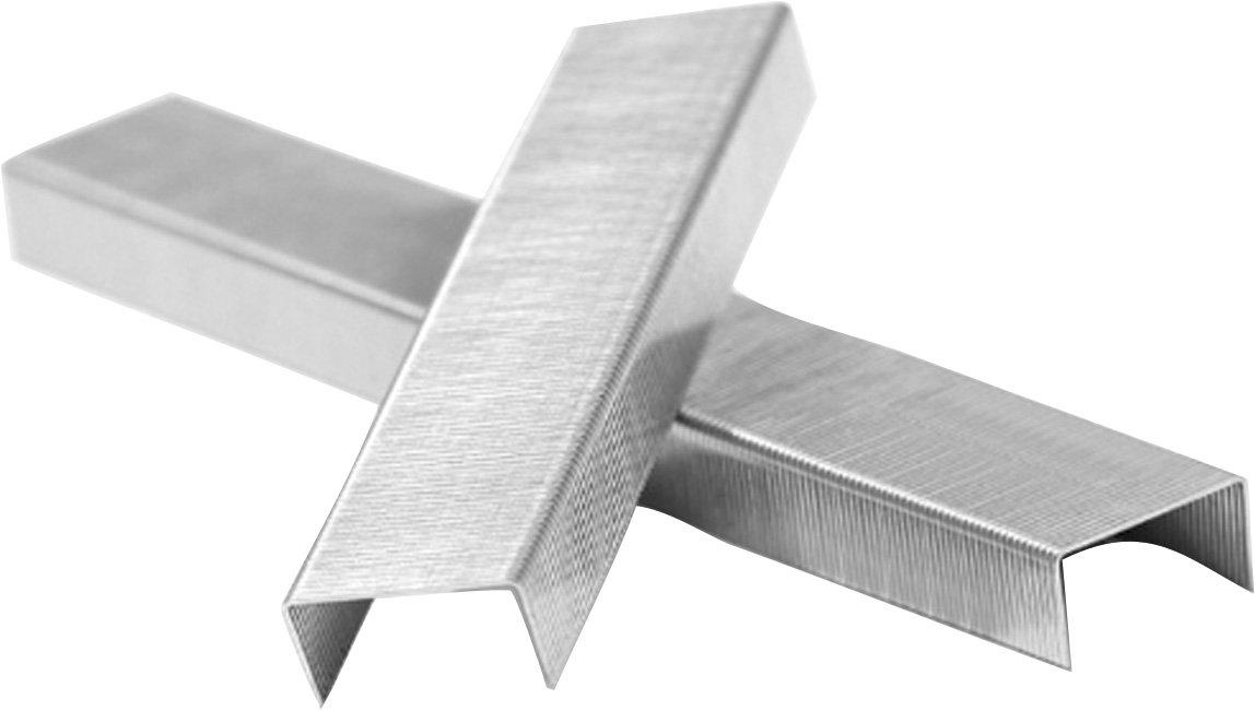 Office Depot Heftklammern 24//6 24//6 Bis 30 Blatt Silber 5.000 St/ück