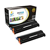Catch Supplies Replacement C9730A Black Toner Cartridge 2 Pack for the HP 645A series |13,000 yield| compatible with the HP Color LaserJet 5500, 5500DN, 5500DTN, 5550N printer models.
