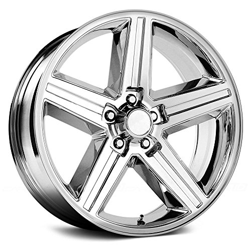 rims 22 inch set of 4 chrome - 5