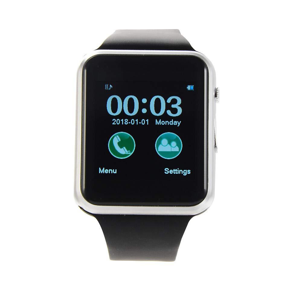 ZL-Smartwatch Android Bluetooth Pantalla táctil Calorías ...