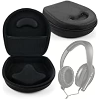 Want DURAGADGET Hard EVA Small Storage Case For Headphones / Earbuds For Sennheiser: HD 202-II, HD 219, PC 310, HD... compare