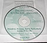 img - for Engineering Economic Analysis 9th ~ CD ROM ONLY ~ NO BOOK (Student Cd for Engineering Economic Analysis 9th) book / textbook / text book