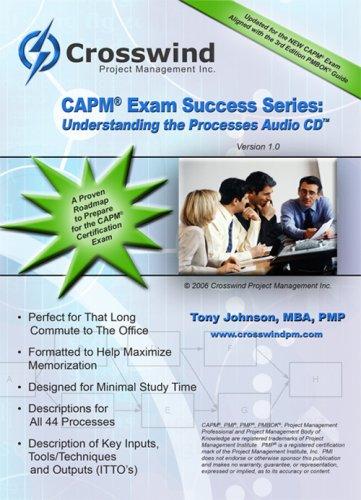 CAPM Exam Success Series: Understanding the Processes (Audio CD)