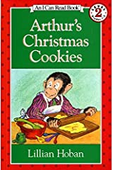 Arthur's Christmas Cookies (I Can Read Level 2) Paperback