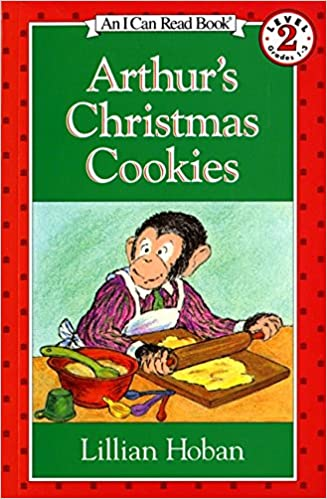 Amazon.com: Arthur's Christmas Cookies (I Can Read Level 2 ...