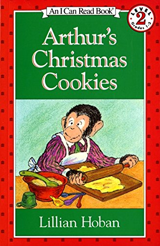 Arthur's Christmas Cookies (I Can Read Level 2) (Plate Of The Apes)