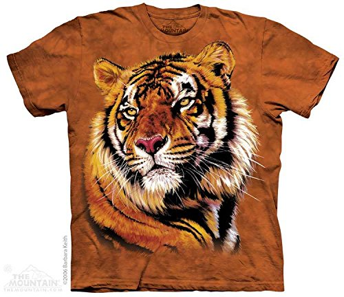 (The Mountain - Mens Power & Grace T-Shirt, Size:Large  )
