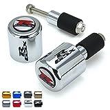 2014 suzuki gsxr 1000 stickers - Z10 Racing SUZUKI GSXR 600 750 1000 1100 CNC Bar End Weight -Laser Engraved GSXR