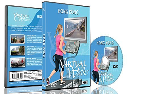 Virtual Walks - Hong Kong for indoor walking, treadmill and cycling - Hong Kong Sunglasses