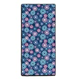 Daisies Beauty Floral Decorative Kitchen Towels Perfect Vintage Modern Funny For Thanksgiving And Christmas Gifts