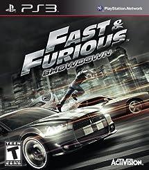 Fast & Furious: Showdown - Playstation 3