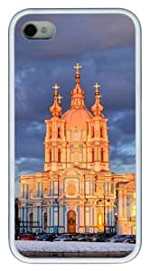 iphone 4 case good covers St Petersburg TPU White for Apple iPhone 4/4S