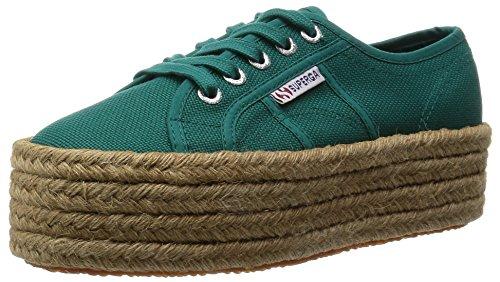 Verde Donne verde Acqua Delle Superga Formatori Verde cotropew 2790 RqwPxPXt