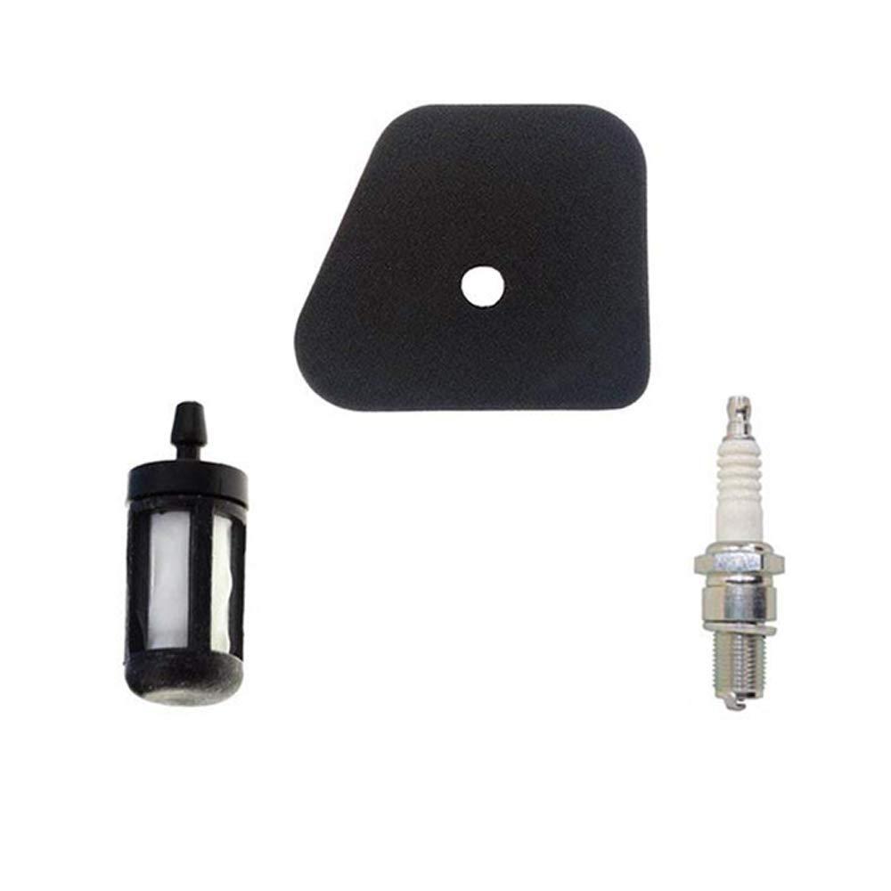 5 set OxoxO 4180 120 1800 Air Filter Spark Plug Fuel Filter For Stihl FS87 FS90 FS100 FS110 HT100 HT101 HL100 HL90 Trimmer