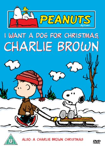 Charlie Brown - I Want A Dog For Christmas / A Charlie Brown ...