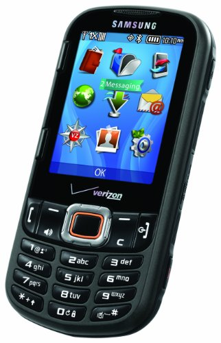 Samsung Intensity III, Black (Verizon Wireless) by Samsung (Image #2)