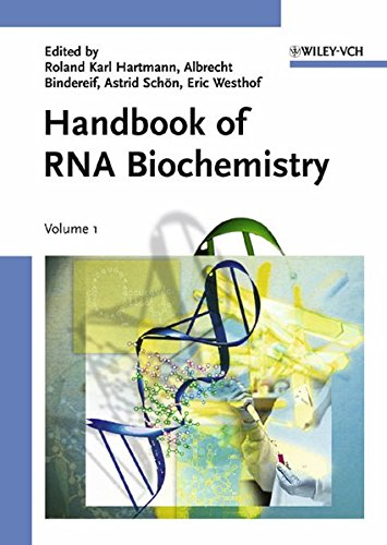 Handbook of RNA Biochemistry. 2 Vol.Set