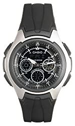 Casio Men's AQ163W-1B1V Watch