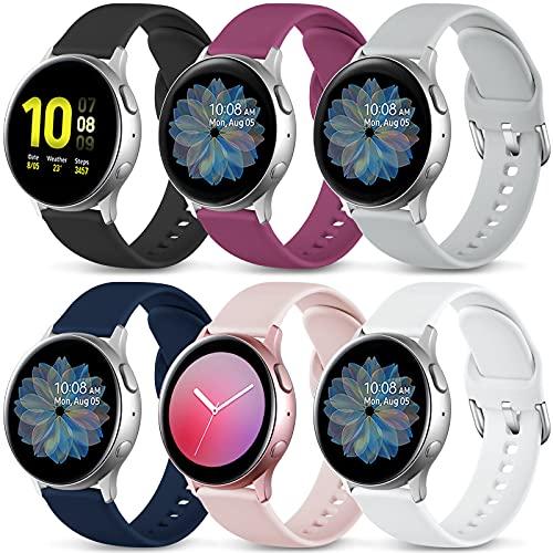 6 Mallas Small para Samsung Galaxy Watch 4 (40/43mm)