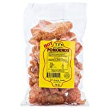 TJ's Gourmet Smokin' Hot Pork Rinds - Case of 12