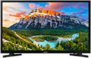"Samsung Electronics UN32N5300AFXZA 32"" 1080p Smart LED TV (2018),"