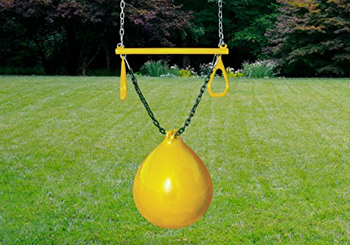 Gorilla Playsets Buoy Ball w/ Trapeze Bar - (Gorilla Buoy Ball)