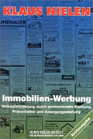 Immobilien-Werbung Verkaufsförderung durch professionelle Werbung, Präsentation und Anzeigengestaltung