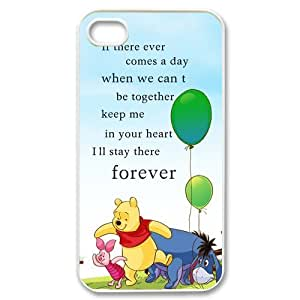 Winnie The Pooh iPhone Case for iphone 5/5s, Well-designed TPU iphone 5s Case, iphone accessories