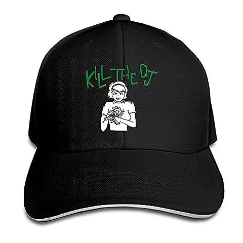 Logon 8 Kerplunk Funny Sun Hat Black One Size (Lightning Returns Guide Book)
