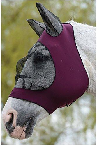 - Roma Stretch Eye Saver with Ears Purple Pony