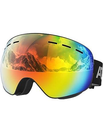 Amazon.es: Gafas - Esquí: Deportes y aire libre