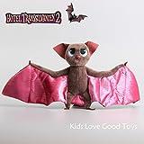 2X Hotel Transylvania Mavis Bat & Vlad Dracula Vampire Plush Toy Soft Doll Cute