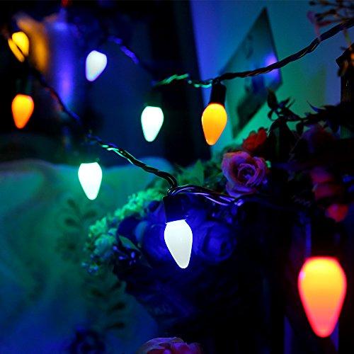 Non Led Colored Christmas Lights
