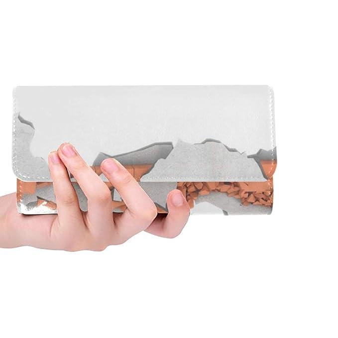 JOCHUAN Aduana única 3 D Rendering White Broken Wall White ...