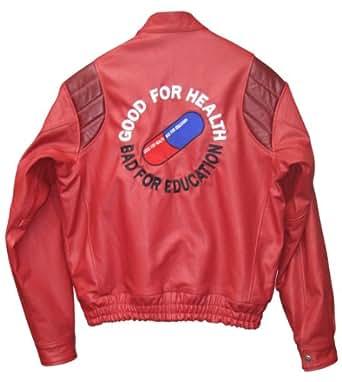 Red Kaneda Akira Motorcycle Jacket XL