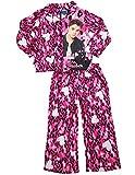 Justin Bieber - Big Girls' Long Sleeve Justin Bieber Pajamas, Pink 34441-10