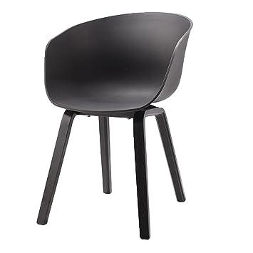 Design Haute Mena Uk Bois En Qualité Chaise Fauteuil Trépied Courbé Lj34ARq5