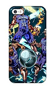Jimmy E Aguirre's Shop 9645836K393050880 oklahoma city thunder basketball nba NBA Sports & Colleges colorful Case For Ipod Touch 5 Cover