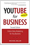 YouTube for Business, Michael Miller, 078974726X