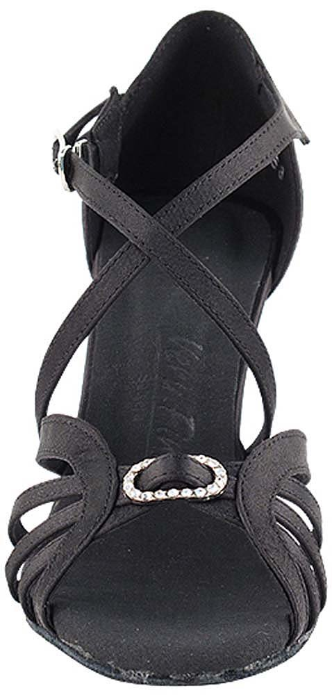 fecaa61a Salón negro de las mujeres Fiesta de bodas de tango Zapato de baile de  salsa Sera -Muy bien {Paquete de 4} - Varios estilos