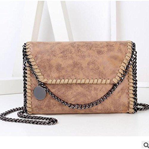Almond GMYAN Almond Buttons Bag PU Red Gray Shoulder Zipper Women's Bags qwqURv