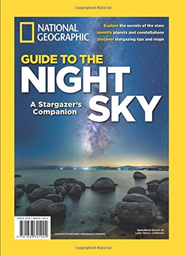 Download National Geographic Guide to the Night Sky: A Stargazer's Companion pdf