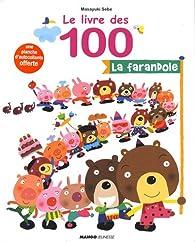 Le livre des 100 - La farandole (+ Stickers) par Masayuki Sebe