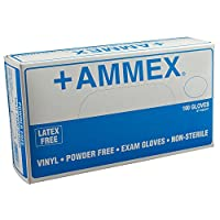 AMMEX Medical Vinyl Disposable Gloves