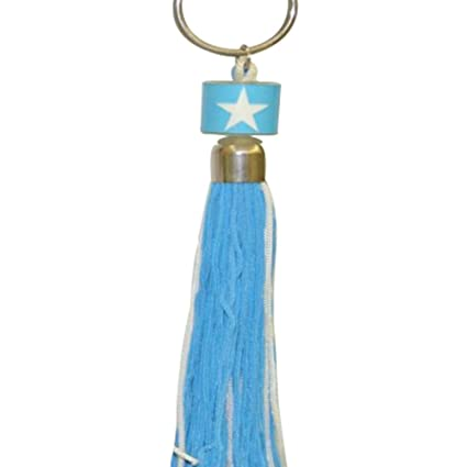 Amazon.com: Mini pequeña bandera de Somalia Anillo Tassel ...