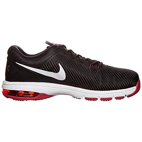Red Maglia donna Nike tough corte da maniche Black White z4F8qOFg