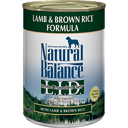 Natural Balance Limited Ingredient Dog Food Lamb Reviews